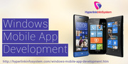 Quality Windows Mobile App Development - Hyperlink InfoSystem