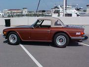 Triumph Tr-6 1974 - Triumph Tr-6