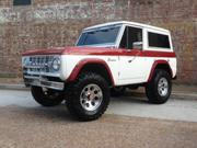 Ford 1971 1971 - Ford Bronco