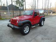 Jeep Wrangler 41000 miles