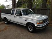 Ford 1996 Ford F-150 XLT Extended Cab Pickup 2-Door