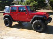 Jeep Wrangler 9000 miles