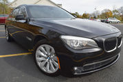2011 BMW 7-Series ACTIVEHYBRID-EDITION (LONG WHEEL BASE)