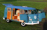 1965 Volkswagen Bus Vanagon Camper