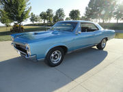 1967 Pontiac GTO 2 door Coupe