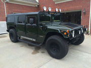 2000 Hummer H1 Tan Leather