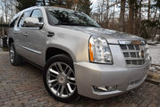2011 Cadillac Escalade AWD PLATINUM-EDITION