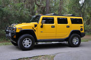 2005 Hummer H2Luxury Sport Utility 4-Door