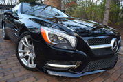 2013 Mercedes-Benz SL-Class SL550 AMG PACKAGE