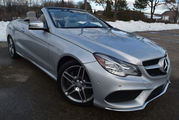 2015 Mercedes-Benz E-Class AMG PACKAGE